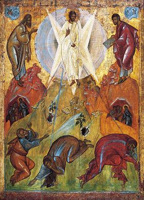 Transfiguració. Teofanes el grec. S. XV